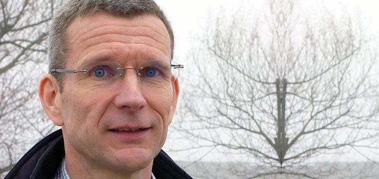 Frédéric Hammann, secrétaire général du R3 de 2017 à 2019