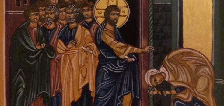 La femme courbée : de l'Eglise déformée à l'Eglise réformée !